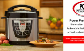 Power Pressure Cooker XL 13,13 Liter | NIKKO TV – Power Pressure Cooker Xl Chicken Recipes