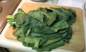 Preparing Collard Greens – Recipes Collard Greens Vegetarian