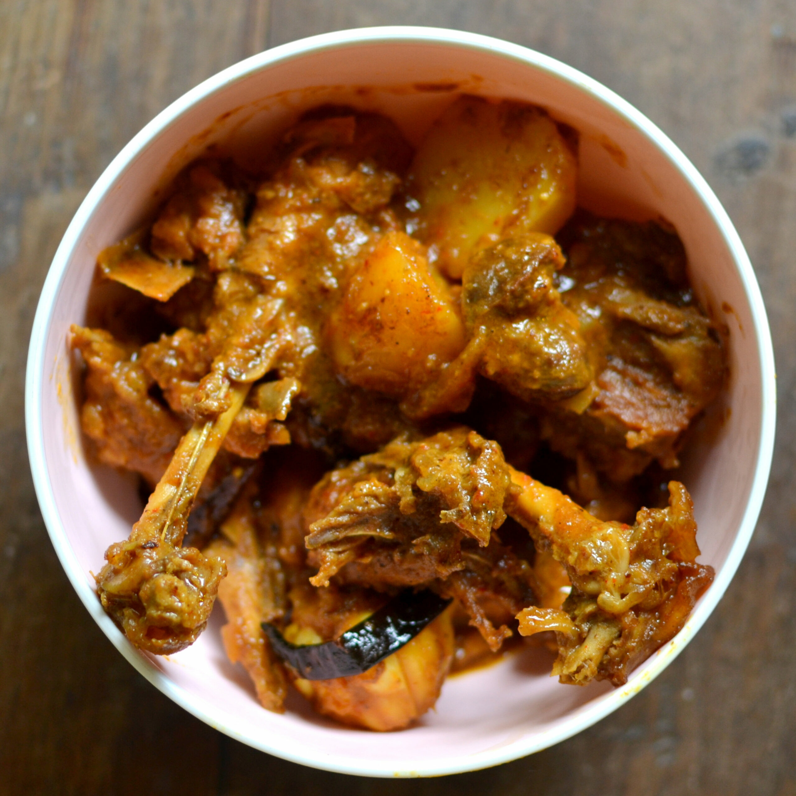 Presented By P desi chicken curry recipe Archives ..