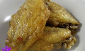 Pressure Cooker And Air Fryer Chicken Wings – Air Fryer Recipes Chicken Wings