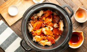 Pressure Cooker Barbecue Buffalo Hot Wings - The Magical ...