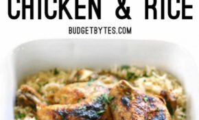 Pressure Cooker Chicken And Rice | Recipe | Slow Cooker ..