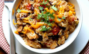 Pressure Cooker Chicken, Black Bean, And Rice Burrito Bowls – Instant Pot Recipes Chicken Thighs
