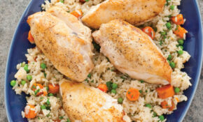 Pressure Cooker Easy Chicken And Rice – Chicken Recipes And Rice