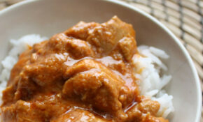 Pressure Cooker Indian Butter Chicken Recipe – Rae Gun ..