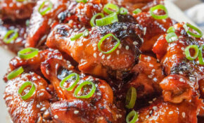 Pressure Cooker Teriyaki Chicken Wings – Pressure Cooker Xl Recipes Chicken Wings