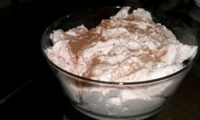 Protein Fluff: An Easy To Make, Low Calorie Snack | Health ...