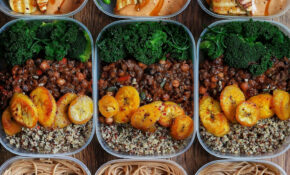 Protein Packed Meal Prep in 13 | Vegan meal plans ...
