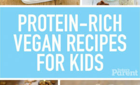 Protein Rich Vegetarian Recipes Kids Will Love | Kid, Love ..