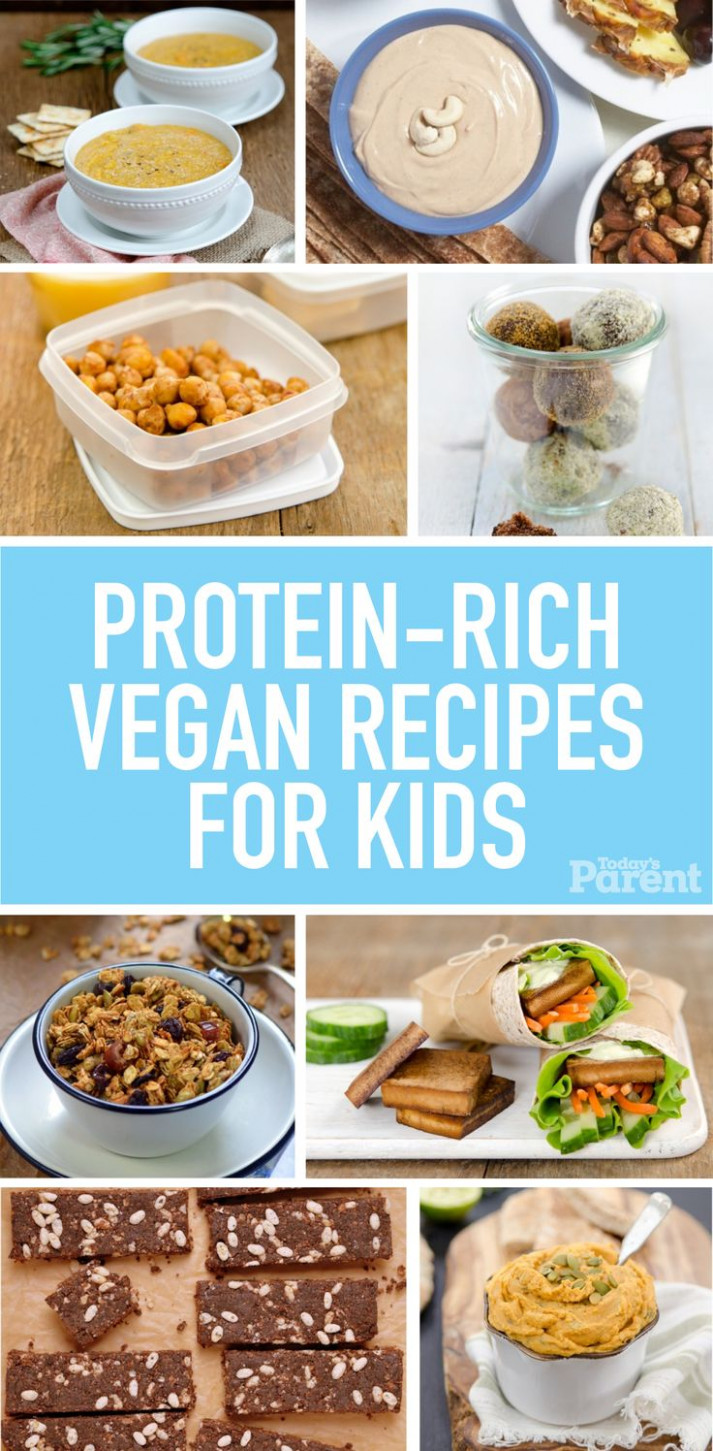 Protein-rich vegetarian recipes kids will love | Kid, Love ..
