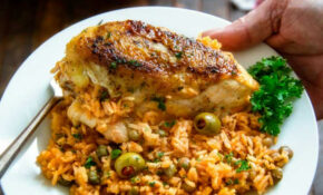 Puerto Rican Chicken And Rice – Puerto Rican Food Recipes
