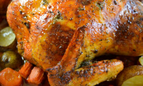 Puerto Rican Style Whole Roasted Chicken Recipe – Whole Food Recipes
