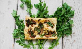 Puff Pastry With Mushrooms – Puff Pastry Recipes Dinner