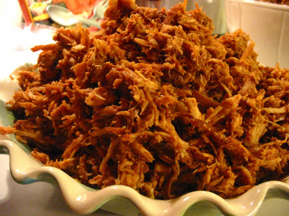 pulled chicken - recipes pulled chicken