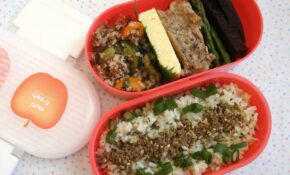 Puti Fresh Bento – Quinoa Recipes Chicken