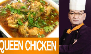 Queen Chicken – Zakir's Kitchen With Chef Zakir – 11 May 11018 – Dawn News – Chicken Recipe Zakir Chef