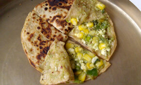 Quesadillas – Recipes Jain Food