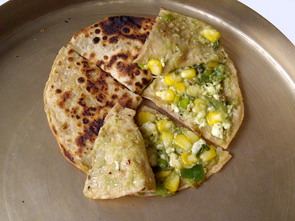 Quesadillas - recipes jain food