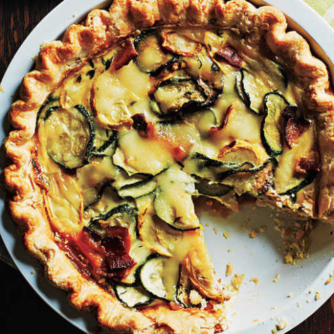 Quiche Recipes | Cooking Light - Quiche Recipes Dinner