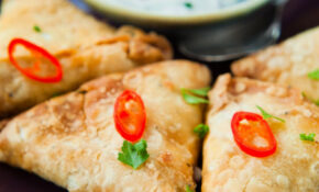 Quick And Easy Baked Vegetarian Samosas – Quick Recipes Vegetarian
