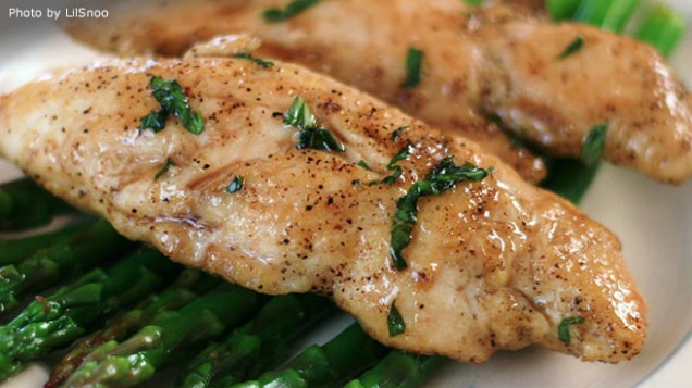 Quick and easy chicken breast recipe - quick recipes chicken breast