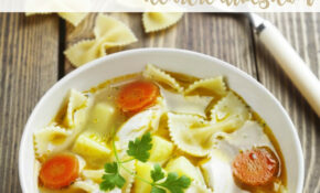 Quick And Easy Chicken Noodle Soup – Chicken Noodle Soup Recipes