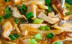 Quick And Easy Chinese Hot And Sour Soup Recipe On Closet ..