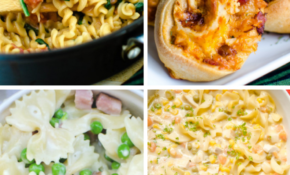 Quick and Easy Family Meal Ideas for Baseball Season | Good ...