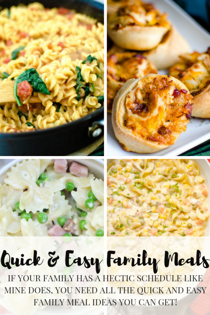 Quick and Easy Family Meal Ideas for Baseball Season | Good ..