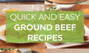 Quick And Easy Ground Beef Recipes | **Good Food**Good ..