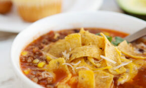 Quick And Easy Taco Soup – Recipes Cold Dinner