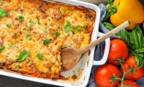 Quick And Easy Vegetable Lasagna – The Seasoned Mom – Recipes Vegetarian Quick