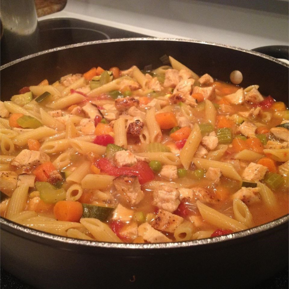 Quick And Healthy Chicken Stew Recipe - All Recipes UK - Chicken Recipes Healthy Quick