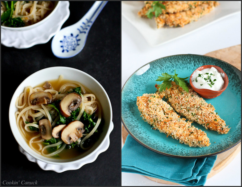 Quick and healthy dinner recipes