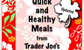 Quick And Healthy Meals From Trader Joe's: Jamie Davidson ..
