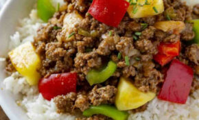 Quick And Healthy Recipes With Ground Beef | Fit Found Me – Healthy Recipes With Ground Beef