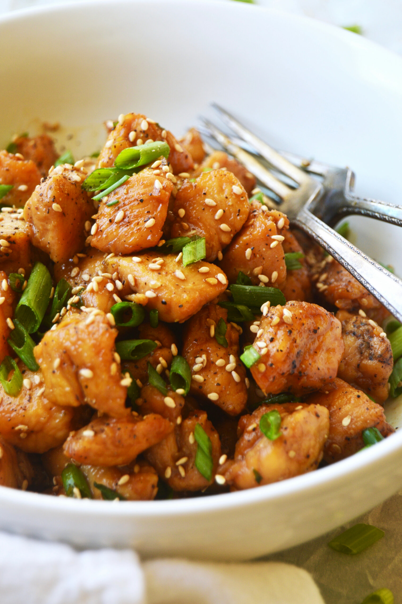 Quick And Simple 14 Ingredient Teriyaki Chicken - Chicken Recipes Quick