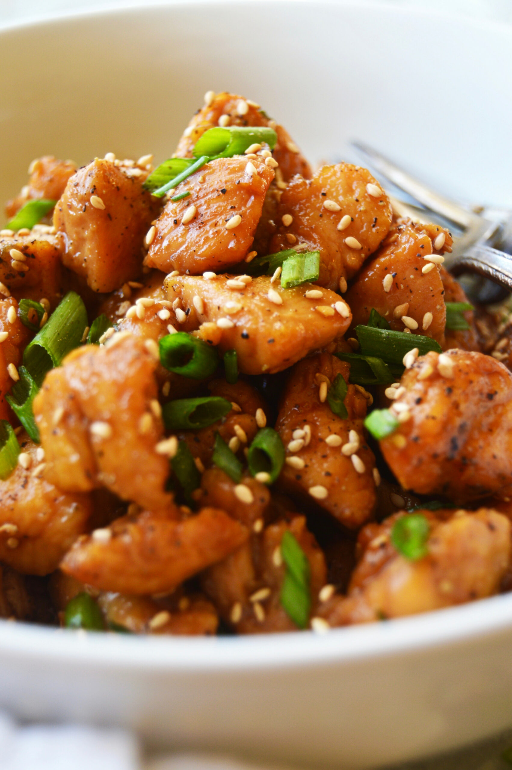 Quick and Simple 5 Ingredient Teriyaki Chicken - chicken recipes on pinterest
