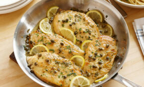 Quick And Simple Chicken Piccata – Recipes Quick And Easy Chicken