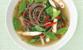 Quick Asian Chicken Soup Recipe | Martha Stewart – Recipes Everyday Food