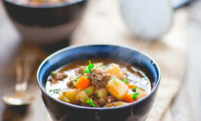 Quick Beef Stew – Healthy Seasonal Recipes – Healthy Ground Beef Recipes Quick Easy