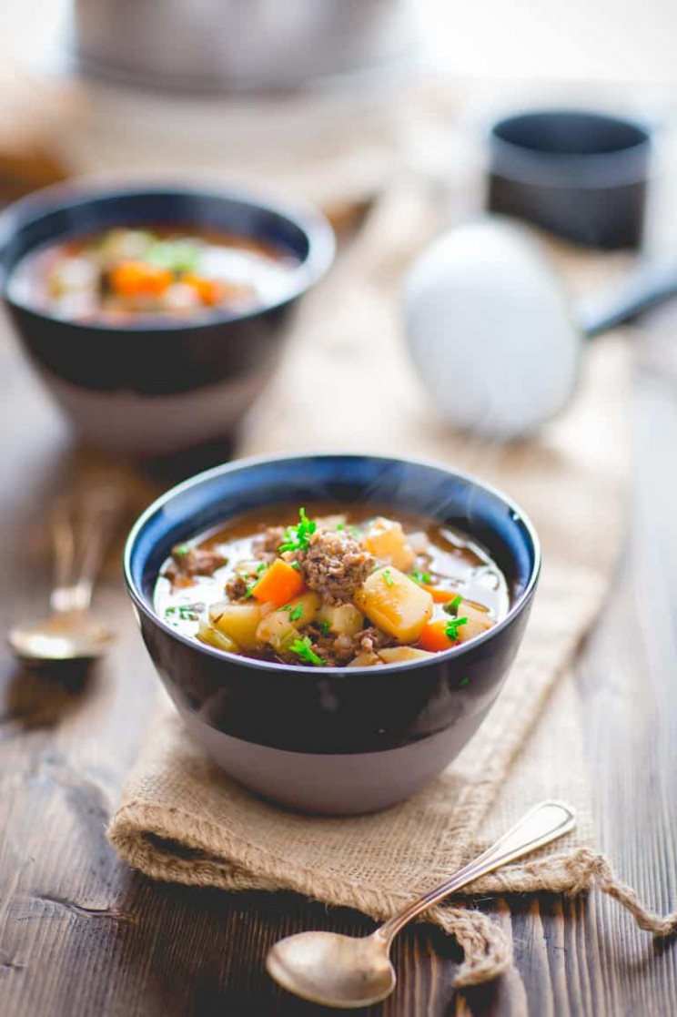 quick beef stew - Healthy Seasonal Recipes - healthy recipes vegetables