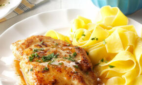 Quick Chicken Piccata Recipe | Taste Of Home – Chicken Recipes For Dinner