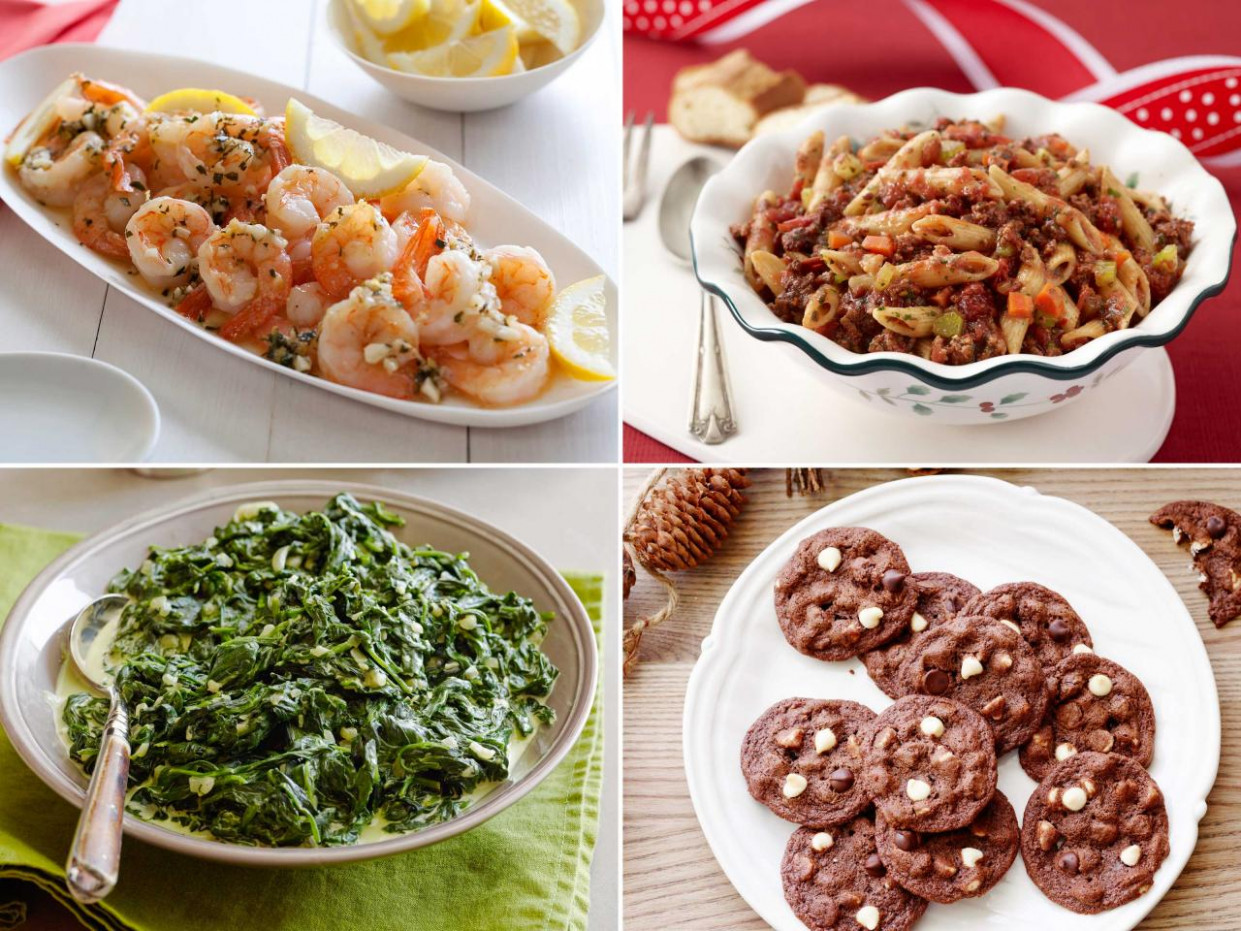 Quick Christmas Dinner Recipes | FN Dish - Behind-the-Scenes ..