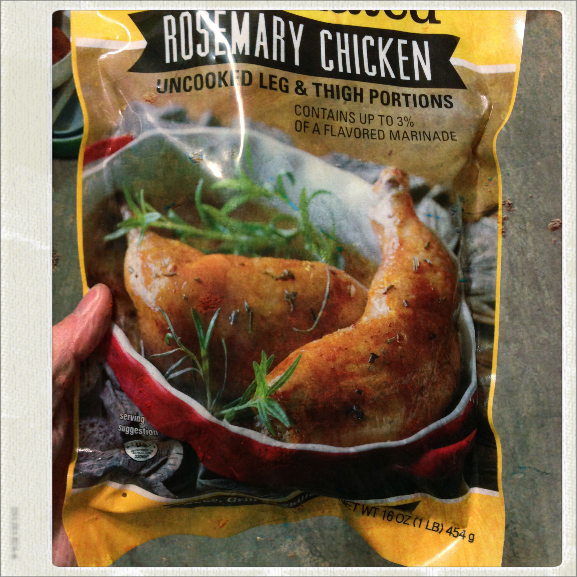 Quick Dinner Ideas: Rosemary Chicken with Sides   Life ..