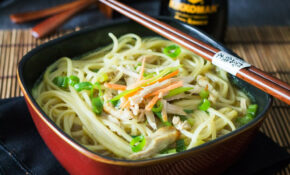 Quick & Easy Chinese Chicken Noodle Soup – Erren's Kitchen – Asian Food Recipes