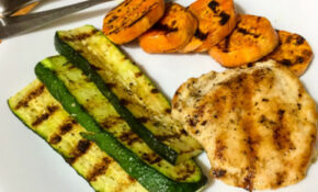 Quick Easy Grilled Chicken Dinner – One Pan – Easy Cleanup ..