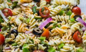 Quick & Easy Pasta Salad | Food With Feeling – Vegan Recipes Dinner Quick