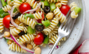 QUICK & EASY VEGAN PASTA SALAD – THE SIMPLE VEGANISTA – Cheap Easy Kid Friendly Vegetarian Recipes