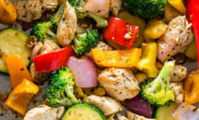 Quick Healthy 15 Minute Stir Fry Chicken And Veggies ..